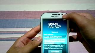 Samsung Galaxy Grand Duos i9082 Unboxing & short hands-on in HD
