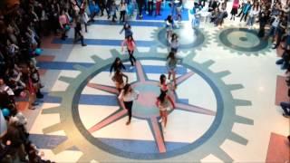 flash mob - Norteshopping 23.3.2013
