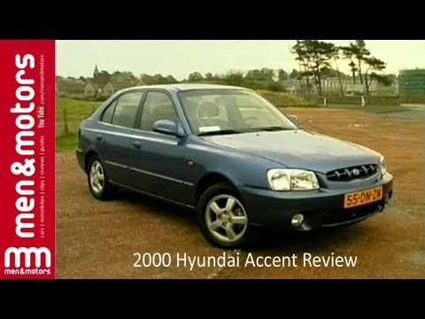2000 Hyundai Accent Review