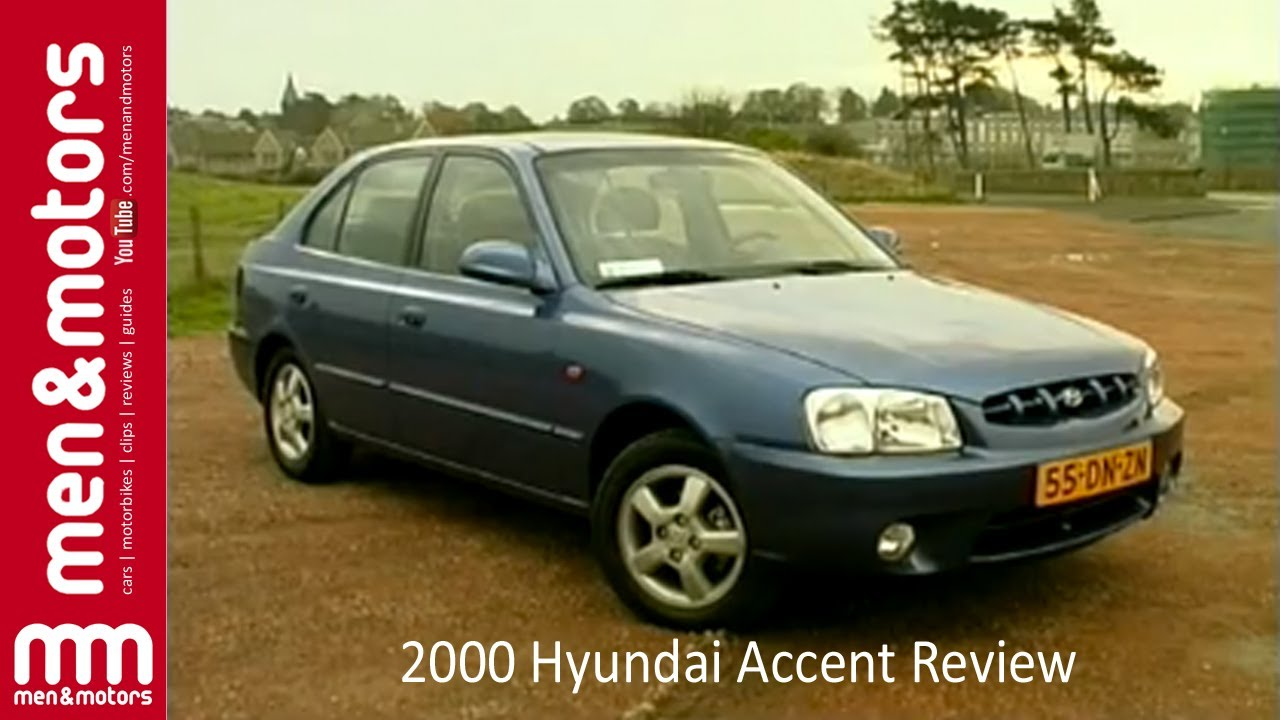 2000 hyundai accent review youtube 2000 hyundai accent review