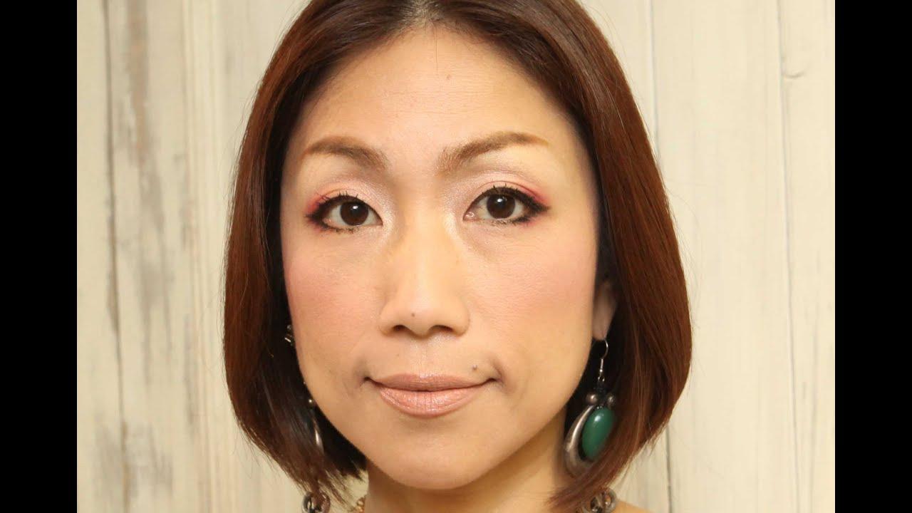 52歳 女 【スゴ技メイク】若返ってみえる!美魔女メイク