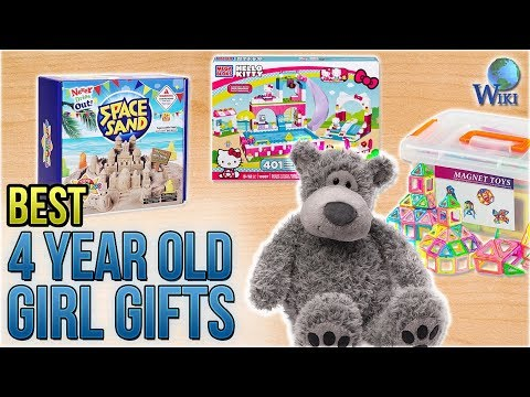 8 Best 4 Year Old Girl Gifts 2018