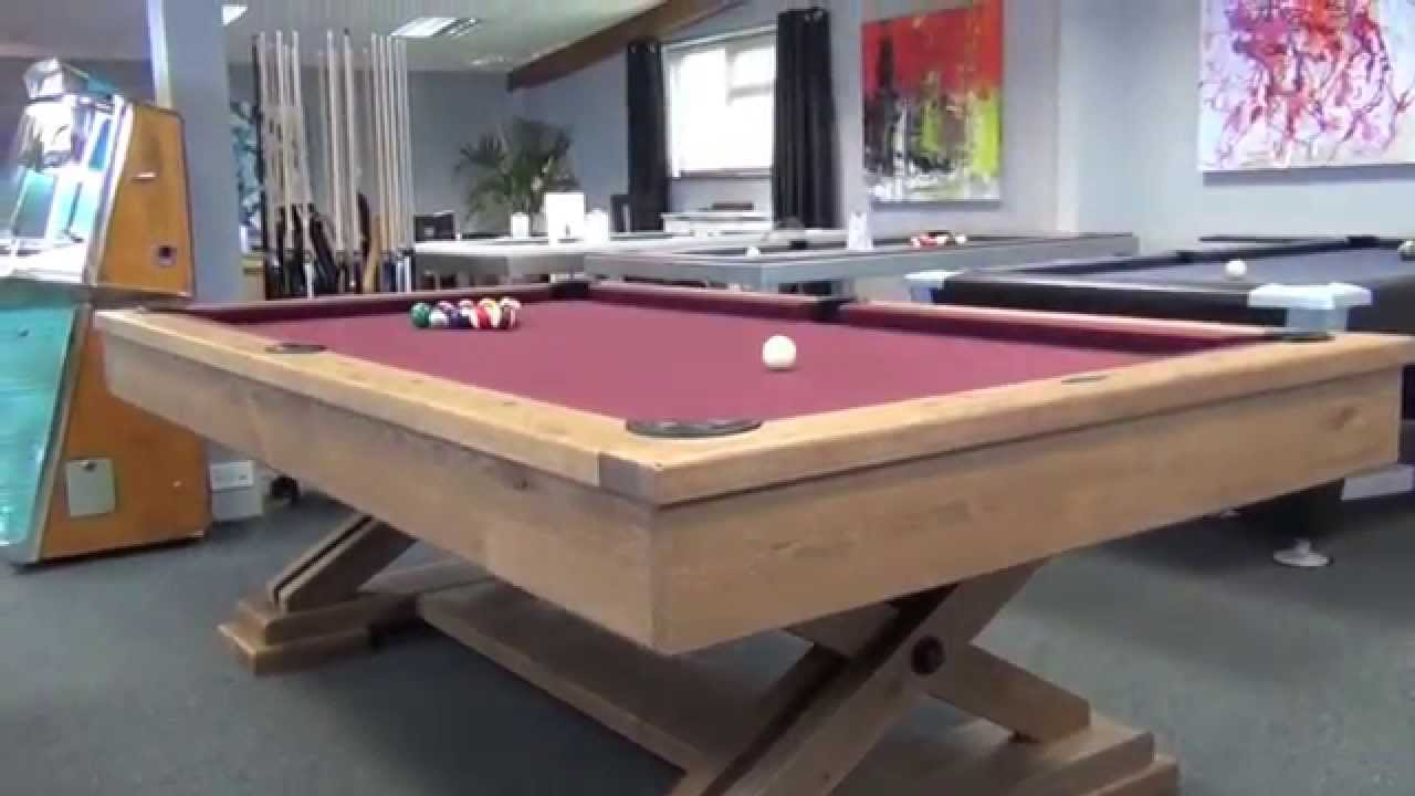 Brunswick Used Pool Tables >> Brunswick Brixton Pool Table
