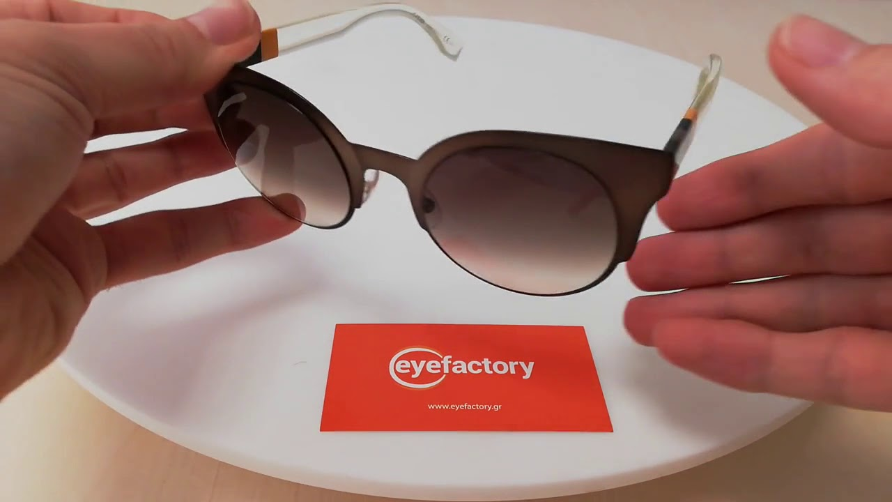 2c4aa7b094f5 Fendi Sunglasses FF 0080S E1H JS. Eye Factory