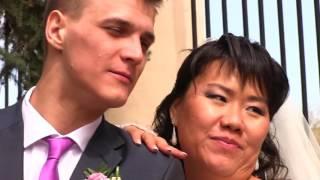 Свадьба Сергей Гульнара