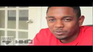Kendrick Lamar speaks about Toronto artists Drake, The Weeknd & Rich Kidd (Interview)