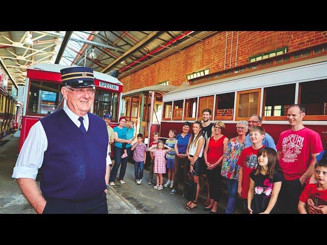 Bendigo Tramways - 2019 RACV Victorian Tourism Awards Entrant
