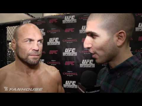 Randy Couture Tuning Out James Toney Ahead of UFC 118 Showdown