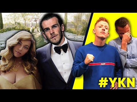 Gareth Bale Spends £1.5m To Get Beyonce Performing His Wedding?! | You Know Nothing | #12
