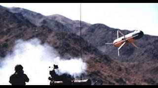 Американские ракеты у сирийских боевиков.