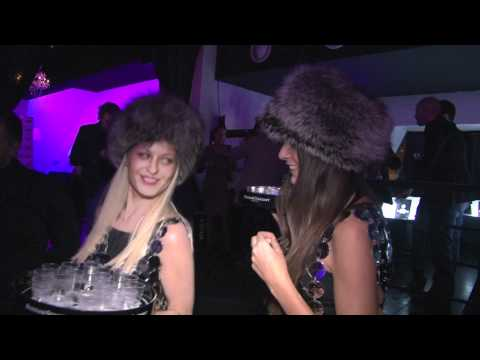 VIP RUSSIAN PARTY in Paris (HD)