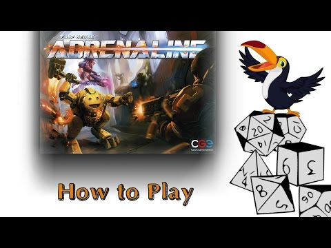 Adrenaline - How to play