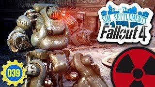 Fallout 4   Sim Settlements #039: Mayday, Mayday! Ahhhh! ☢ [Lets Play - Deutsch]