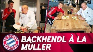 3-Gänge-Menü mit Thomas Müller | Schuhbeck kocht