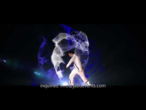 Interactive Projection Mapping in Thailand, Singapore, India, China, UAE - www.jabuevents.com