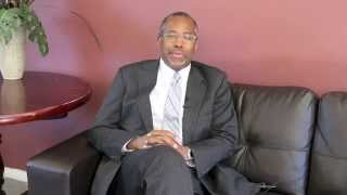 Dr Ben Carson talks about Resilience