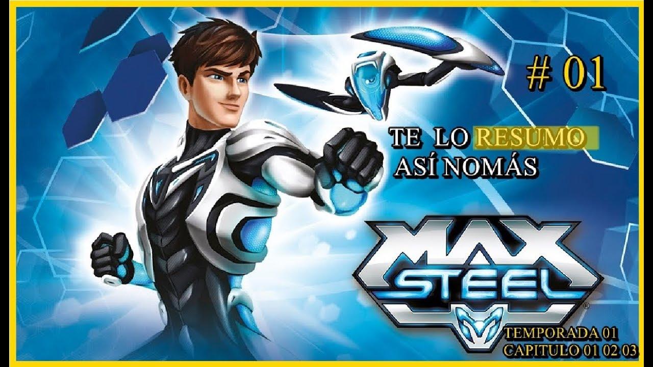 Max Steel Folge 1