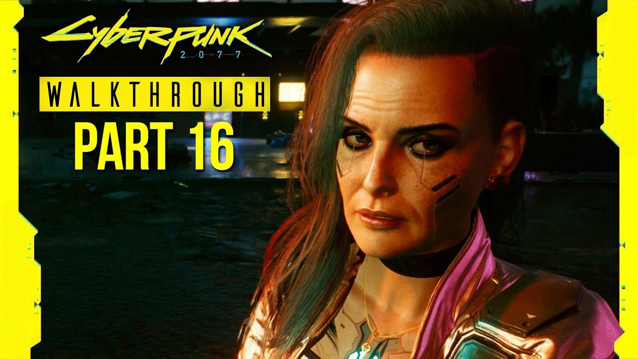 CYBERPUNK 2077 Gameplay Walkthrough Part 16 - ROGUE ROMANCE & SAMURAI GIG (Full Game) RTX