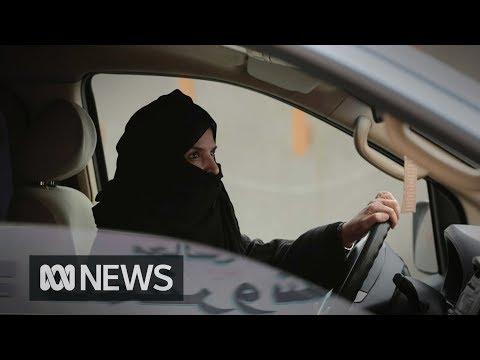 Saudi women can now drive - but activists jailed
