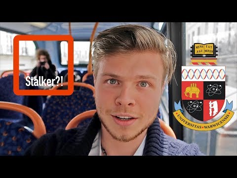 Do I have a STALKER?! | Artificial Intelligence Research at Warwick University | MaxPerDiem 004