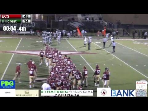 Ecs Eagle Sports Live Stream Ecs Hillcrest Youtube