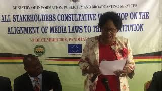 Mugabe was a dictactor says Mutsvangwa