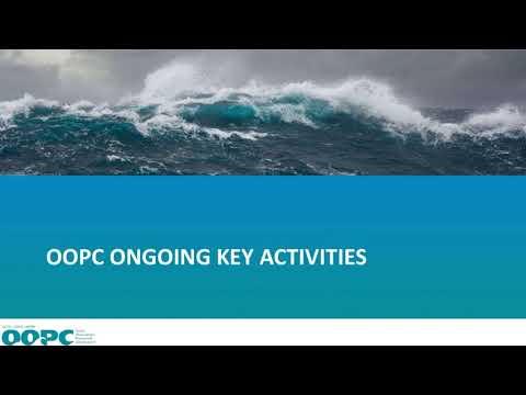 Ocean Observation Panel for Climate
