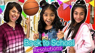 Back To School Resolutions - Live Justice // GEM Sisters