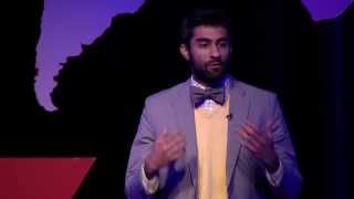 Finally at home - the plight and persistence of undocumented students | Akash Patel | TEDxOU