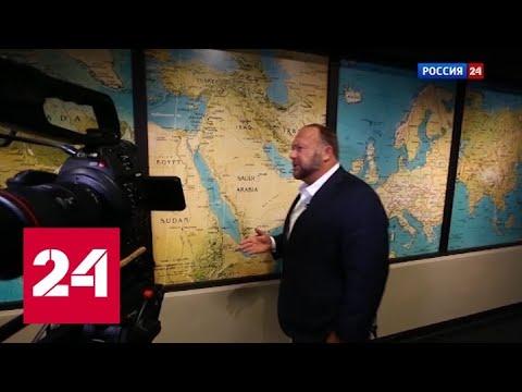 Вторжение. Документальный фильм Аркадия Мамонтова - Россия 24
