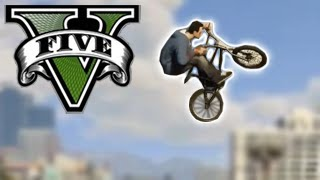 Grand Theft Auto V: Bicycles Are Dangerous