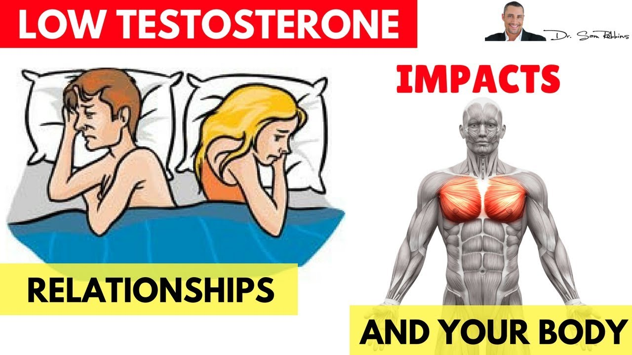🏋🏼 How To Increase Testosterone, Fix Impotence And Grow Muscle - All at  the same time!