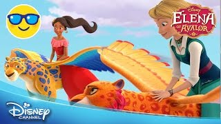 Elena of Avalor | All Heated Up | Official Disney Channel UK