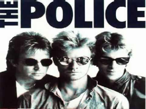 Canary In A Coalmine - The Police (Decay remix)
