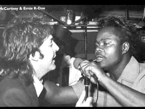 Ernie K-Doe - Fly Away With Me