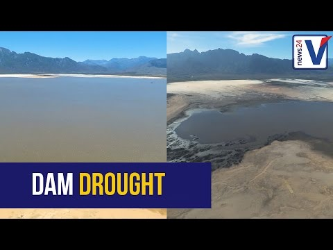 AERIAL FOOTAGE: Largest Western Cape Dam down to 21%