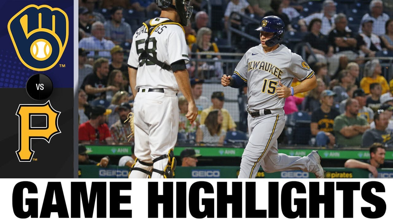 Download Brewers vs. Pirates Game Highlights (7/28/21) | MLB Highlights