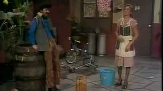 El Chavo del Ocho - Capítulo 153 Parte 2 - El Ratero de la Vecindad - 1976