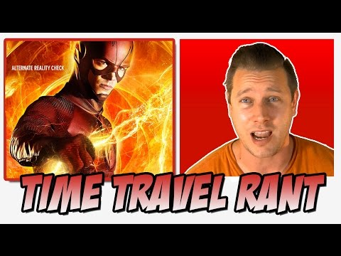 How Time Travel is Ruining the Flash & Legends of Tomorrow!