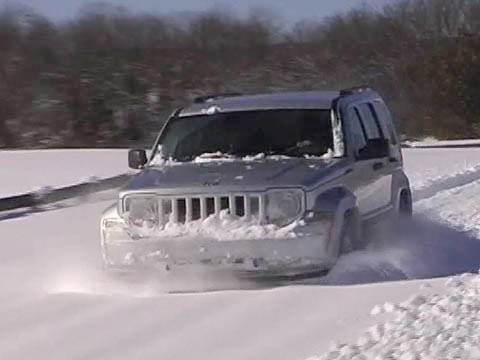 2010 Jeep Liberty 4X4 Review