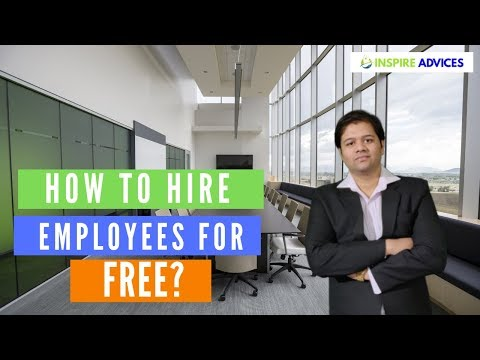 HOW TO HIRE EMPLOYEES FOR FREE ? ( FREE JOB POSTING METHOD)