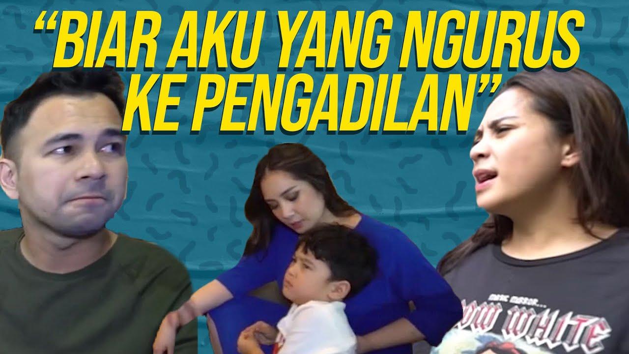 NAGITA DOAIN RAFFI DI SEPERTIGA MALAM SAMPAI NANGIS-NANGIS!!!