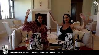 """Brie and Nikki Bella Book Signing & Interview 