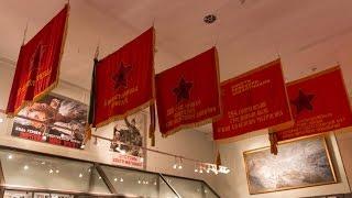 видео Центральный музей Вооруженных Сил : Министерство обороны Российской Федерации