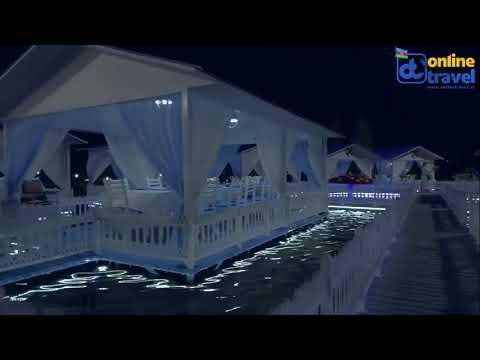 Qəbələ Caspian Baliq Evi  - Caspian Fish House Gabala -Travel to Azerbaijan