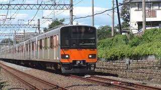 東武50000系51002F鶴瀬~ふじみ野通過