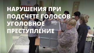видео Члены избирательных комиссий с правом совещательного голоса