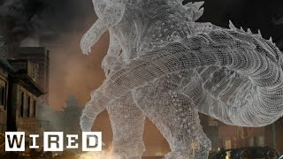 Godzilla: Creating the Animalistic and Masculine Kaiju Monster-Design FX-WIRED