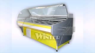 Winter - холодильные витрины.(Продажа холодильных витрин производства
