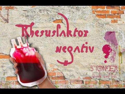 Rhesusfaktor negativ -  - Stoner frank&frei #2